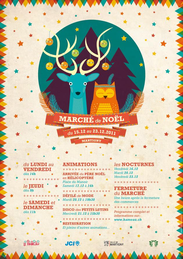 Populaire Marché de Noël de Martigny 2011 | Hyper DM54